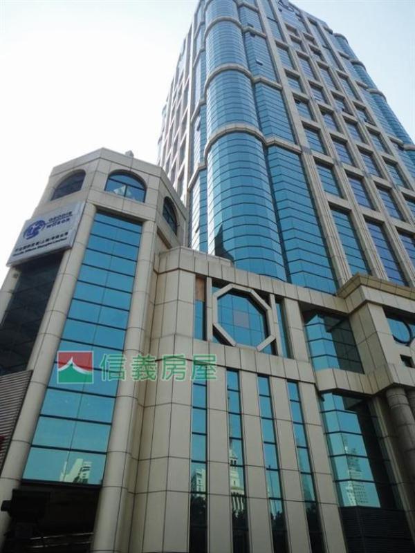 东方海外大厦位于上海市静安区延安中路,地处于南京西路,淮海