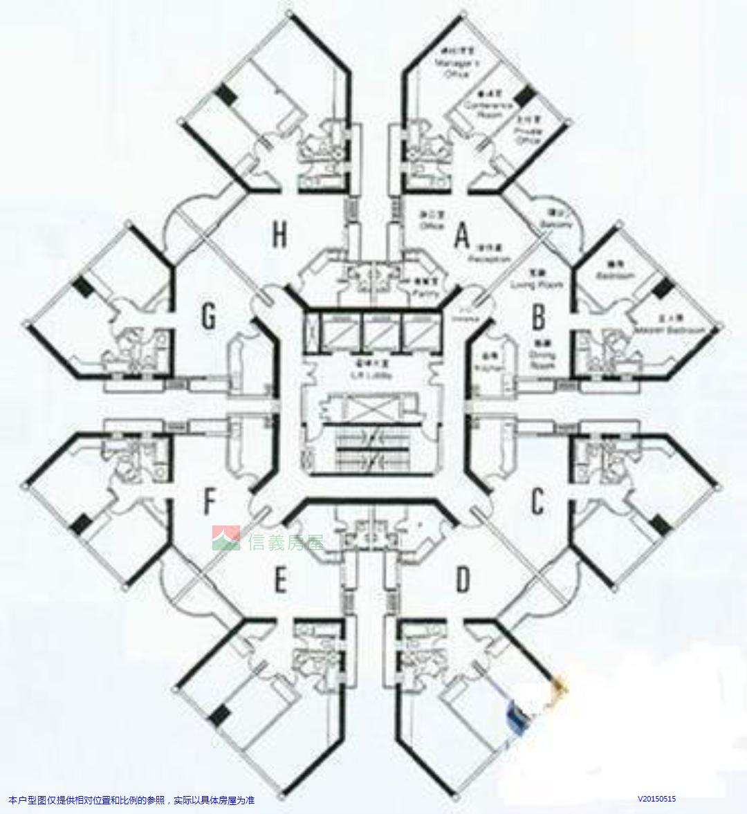 大面积顶楼复式-超低单价-朝南户型采光无