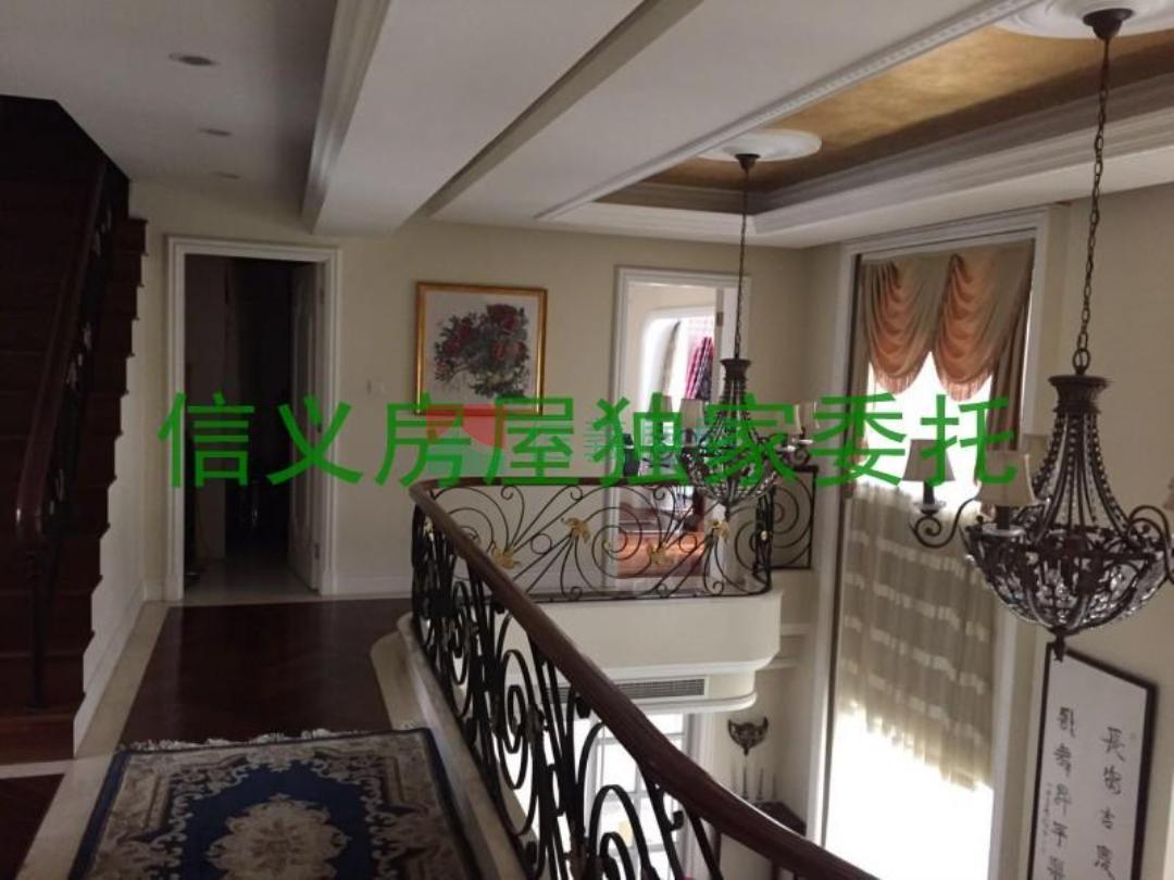 室内设计手绘俯视街景